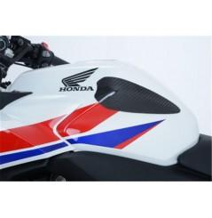 Sliders de réservoir Carbone R&G pour Honda CBR500R (13-15)