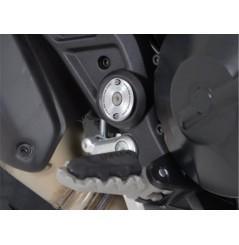 Insert Droit de Cadre Moto R&G pour Hypermotard et Hyperstrada 821 (14-15)