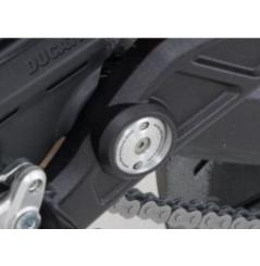 Insert Gauche de Cadre Moto R&G pour Hypermotard et Hyperstrada 821 (14-15)
