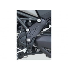 Kit 6 Insert de Cadre Moto R&G pour Ducati Diavel  (11-15)