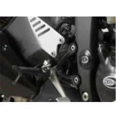 Insert Droit de Cadre Moto R&G pour Kawasaki ZX6R (13-15)