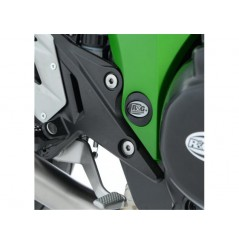 Insert Droit de Cadre Moto R&G pour Kawasaki Z800 (13-15)