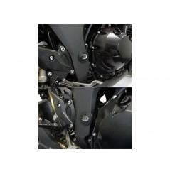 Insert Gauche de Cadre Moto R&G pour  Z1000 - ZX10R (06-15)