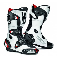 Bottes Moto Racing SIDI MAG-1 Noir - Blanc