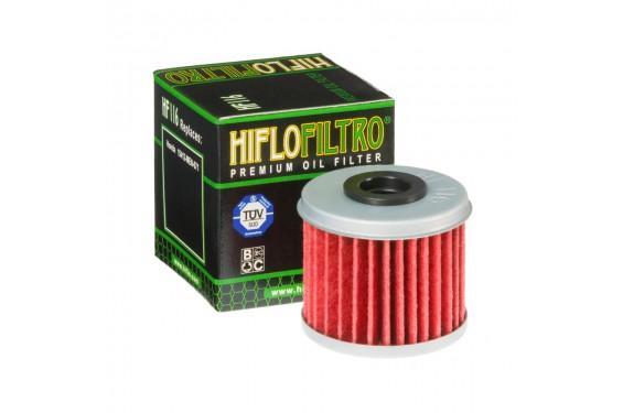Filtre a Huile Quad Hiflofiltro HF116
