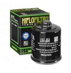 Filtre a Huile Quad Hiflofiltro HF197