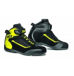 Chaussures Moto SIDI GAS Noir - Jaune