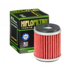 Filtre a Huile Quad Hiflofiltro HF140 YFZ450 et R (07-15) Raptor 250 (08-14)