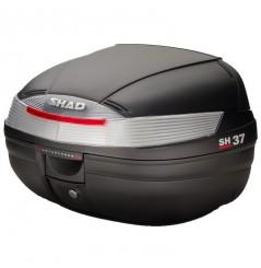 Top Case Shad SH37 pour moto et scooter