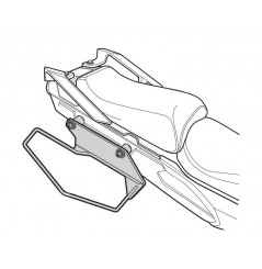 """Support sacoches latérales Shad """"Side Bag Holder"""" pour MT09 Tracer (15-16)"""