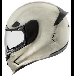 Casque Moto ICON AIRFRAME PRO CONSTRUCT 2020 Blanc