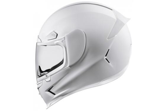 Casque Moto ICON AirFrame Pro Gloss Blanc