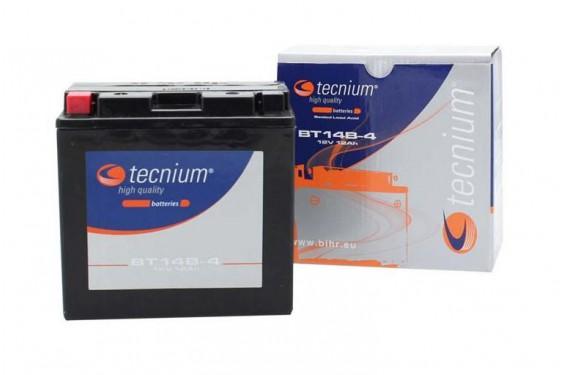 Batterie Moto Tecnium BT9B-4 ( YT9B-4 / CT9B-4 )