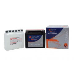 Batterie Moto Tecnium BTX16-BS ( YTX16-BS / CBTX16-BS )