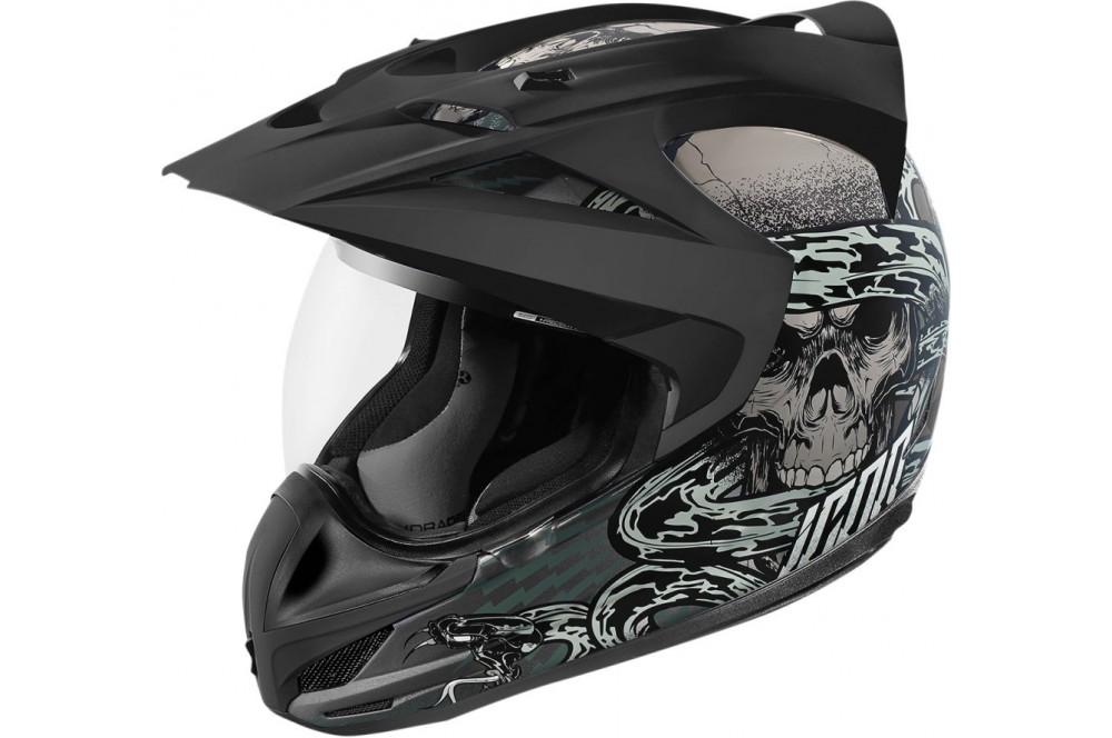 casque moto icon variant vitriol street moto piece. Black Bedroom Furniture Sets. Home Design Ideas