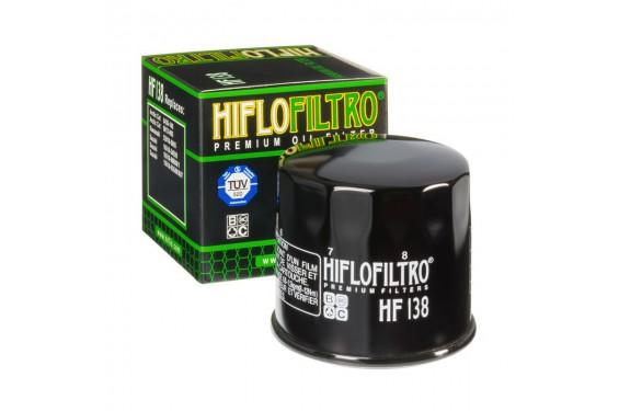 Filtre à Huile Moto HF138