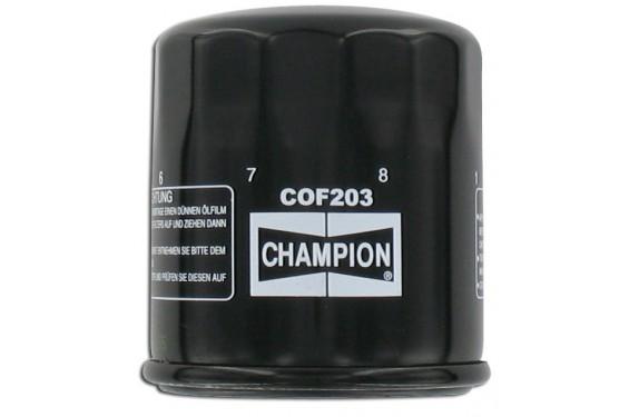 Filtre a Huile Moto Champion COF203