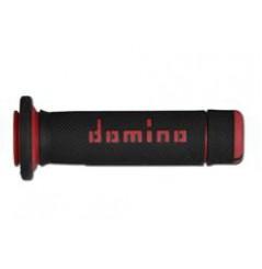 Poignée Quad DOMINO Bicolore Noir - Rouge