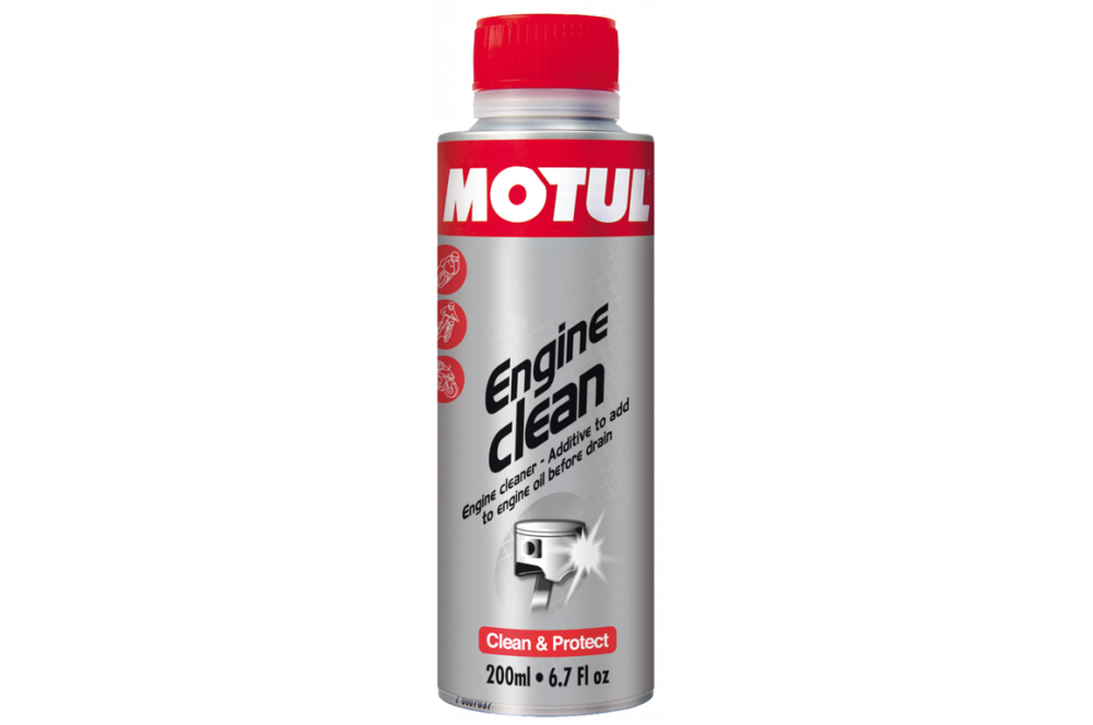 nettoyant moteur moto motul engine clean bidon de 200ml street moto piece. Black Bedroom Furniture Sets. Home Design Ideas