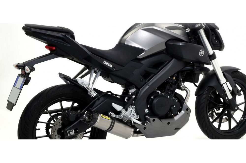 ligne arrow street thunder pour mt125 14 16 street moto piece. Black Bedroom Furniture Sets. Home Design Ideas