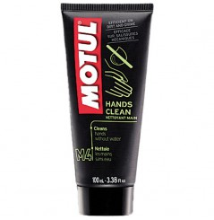 Lavage des mains sans eau Motul M4 Hands Clean