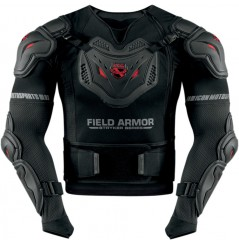 Gilet de protection moto Icon Stryker Noir