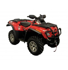 Kit Extension d'Ailes Quad D2 pour Can - Am Outlander 500 (07-11) Outlander 650 (07-11) Outlander 800 (07-11)
