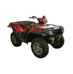 Kit Extension D'Ailes D2 Pour Quad Polaris Sportsman 550 (10-16) Sportsman 850 (10-16)
