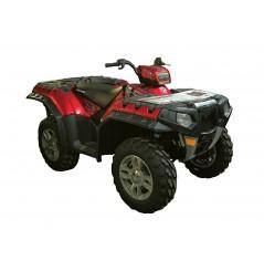 Kit Extension D'Ailes D2 Pour Quad Polaris Sportsman 550 / 850 de 2010 à 2015
