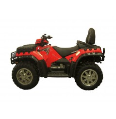 Kit Extension d'Ailes D2 pour Quad Sportsman 550 Touring (10-16) Sportsman 850 Touring (10-16)