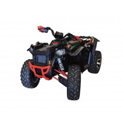 Kit Extension D'Ailes D2 Pour Quad Polaris Scrambler 850 (12-17) Scrambler 1000 (14-17)