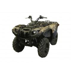 Kit Extension D'Ailes D2 Pour Quad Yamaha Grizzly 550 (08-15) 700 (08-15)