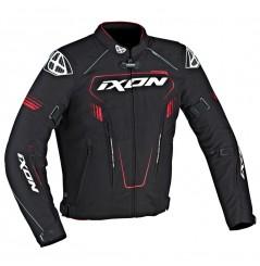 Blouson Racing Ixon ZEPHYR HP Noir - Blanc - Rouge