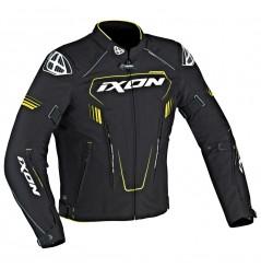 Blouson Racing Ixon ZEPHYR HP Noir - Blanc - Jaune