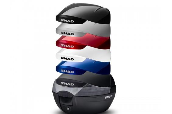 Top case Shad SH33 White