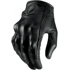 Gants Moto Street ICON Pursuit Stealth