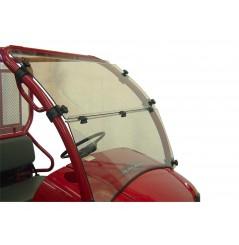 Pare - Brise Complet Pliable D2 Pour SSV Kawasaki Mule 610 (12-16)