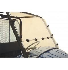 Pare - Brise Complet Pliable D2 Pour SSV Kawasaki Mule 4000 - 4010 (13-16)