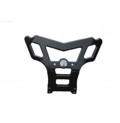 Bumper Baxper Noir Pour Honda TRX 450 (04-15)