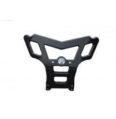 Bumper Baxper Noir Pour Yamaha Raptor YFM 700 R (08-17)