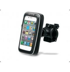 """Support Smartphone Moto Étanche Shad Fixation au Guidon, dimension écran 6"""" 8x16cm"""