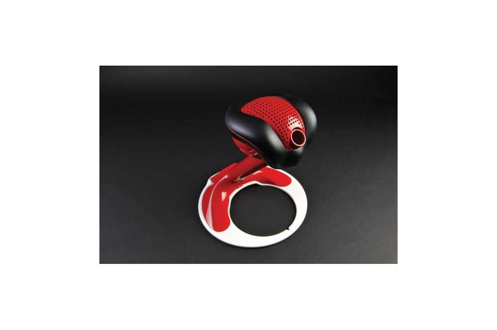 porte casque s chant tecno globe zef 100 rouge street moto piece. Black Bedroom Furniture Sets. Home Design Ideas