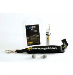 Protection Auditive EAR SONICS EARPAD pour Motards