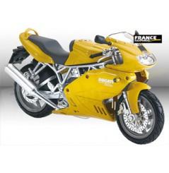 Maquette Moto 1/12 ème DUCATI SS1000DS Jaune