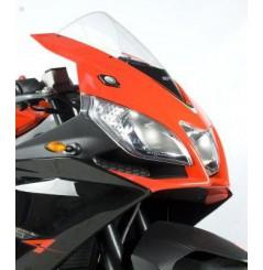 Cache Orifice de Rétrovieur R&G Pour RS4 125 (11-15)