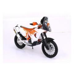Maquette Moto 1/12 ème KTM 450 RALLY