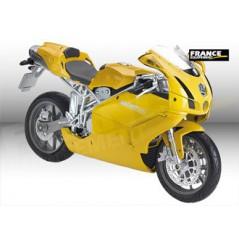Maquette Moto 1/6 ème DUCATI 999 Jaune