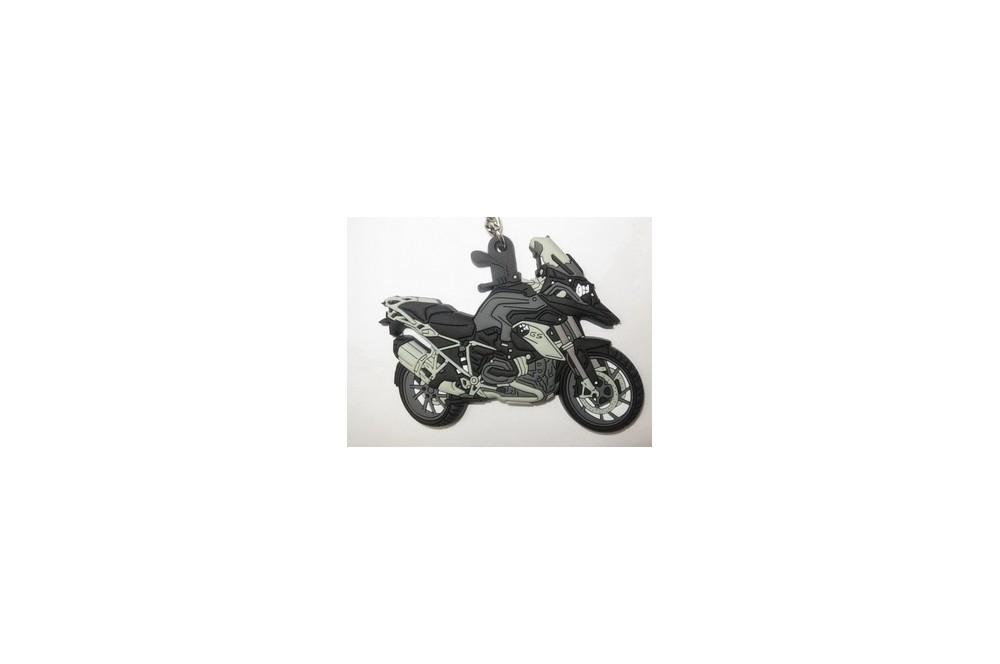 porte clefs 3d bmw 1200 gs grise street moto piece. Black Bedroom Furniture Sets. Home Design Ideas