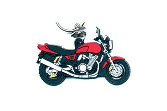 porte clefs 2d suzuki gsx 1200 rouge street moto piece. Black Bedroom Furniture Sets. Home Design Ideas