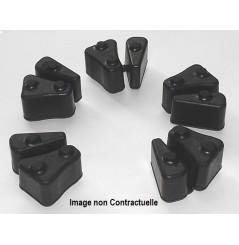Amortisseur de Couple Moto pour VT750 Shadow C, C2, C3, CD3, DC (97-02)